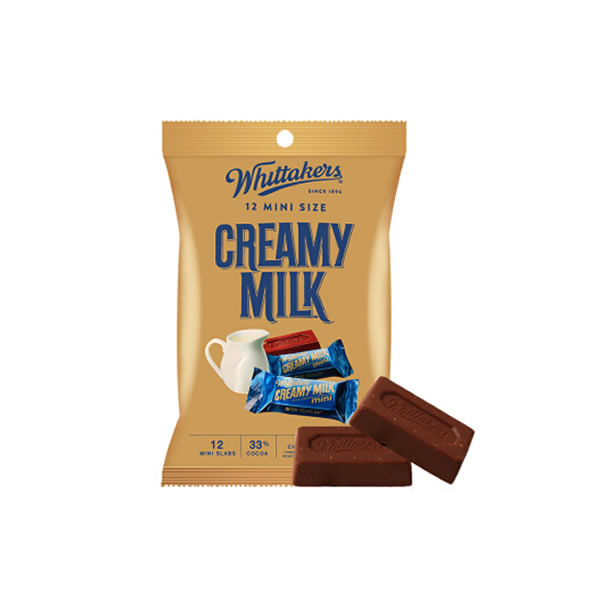 Whittaker's---牛奶味