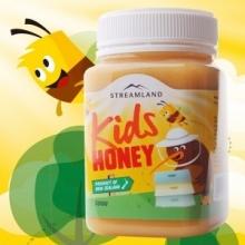streamland 新溪岛儿童蜂蜜500g