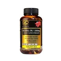【活动】Go Healthy高之源 磷虾油+虾青素60粒 01/2022