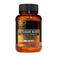 Go Healthy高之源 血糖平衡控糖片60粒