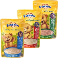 FAREX婴儿辅食米粉米糊 4+ 6+ 9+
