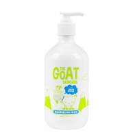 The Goat 澳洲山羊奶沐浴露 柠檬味 500ml 孕妇宝宝婴幼儿可用