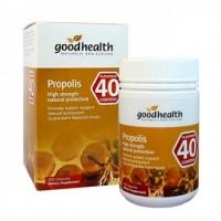 Good Health好健康强效蜂胶胶囊200粒 PFL40黄酮40毫克 日期: 02/2023
