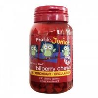 Prolife 儿童蓝莓越橘护眼咀嚼片240粒