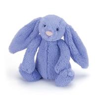 Jellycat英国邦尼兔 紫色  Bashful Bluebell Bunny