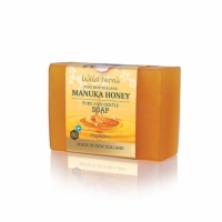 Parrs帕氏麦卢卡蜂蜜香皂150g