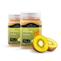 【买二送铁盒蜂胶糖】Streamland新溪岛奇异果蜂蜜kiwifruit 500克 日期:12/01/2023