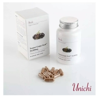 Unichi葡萄籽26000mg 60粒
