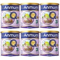 【6罐包邮】 安满(Anmum)婴儿配方奶粉3段900克 婴儿奶粉 (1-2岁) 6罐包邮 日期:10/2021
