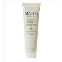 Natio 黏土清洁面膜