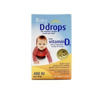 Baby Ddrops 维生素D3滴剂2.5ml