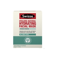Swisse Hyaluo-Nat Hydra Facial Mask 50ml	Swisse 天然玻尿酸补水面膜50g