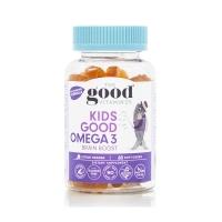 The Good Vitamin CO. 儿童OMEGA-3 鱼油软糖90粒