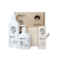 【活动】Ecostore 套盒(洗手液,护手霜,沐浴露送澡巾)