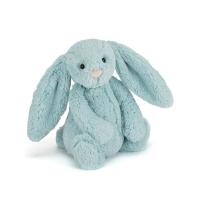 Jellycat水蓝绿色兔子31cm