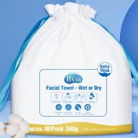 HAAB哈布一次性多功能面巾洗脸巾 80s