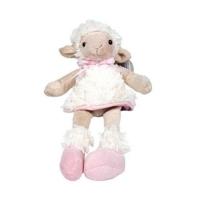 帕氏粉红小羊玩偶