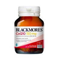 【全新包装】Blackmores 澳佳宝辅酶Q10心脏宝150mg 30粒