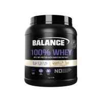 【全新包装】 Balance 100%纯乳清增肌蛋白粉1 kg 保质期 01/2023