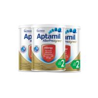 【预售-新包装3罐包邮】爱他美Allerpro深度水解奶粉2段900g 3罐包邮