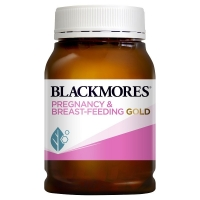 Blackmores澳佳宝孕妇黄金素维生素180粒 保质期:28/01/2023