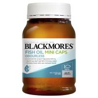 【全新包装】Blackmores 澳佳宝迷你鱼油颗粒装400粒