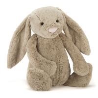 Jellycat英国邦尼兔 灰色 Bashful Bunny