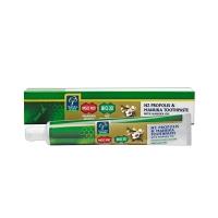 蜜纽康麦卢卡MGO400+蜂蜜蜂胶牙膏100g