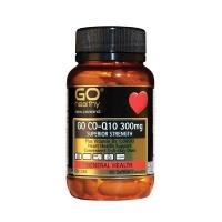 Go Healthy高之源 辅酶Q10 超级护心宝 300mg 60粒