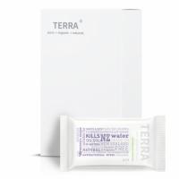 【6包/箱】 Terra杀菌消毒湿巾40抽