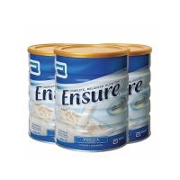 【3桶包邮】雅培大安素奶粉香草味850g