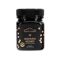 【独家活动】芒特萨默斯麦卢卡UMF24+250g蜂蜜 EXP:09/2023