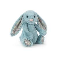 Jellycat  邦尼兔蓝色中号 31cm