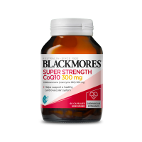 【全新包装】Blackmores 辅酶Q10 300mg 60粒 日期:07/2023